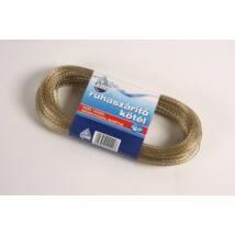 Ruhaszárító kötél 30m-es, acélbetéttel